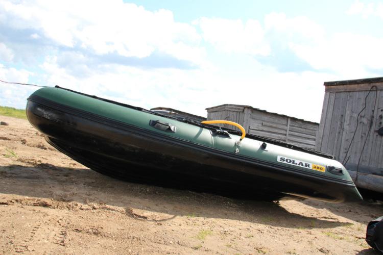 купить лодку солар 380 в мурманске