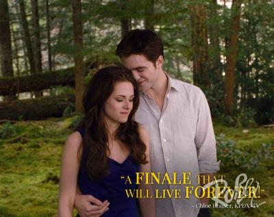 Robert Pattinson, Breaking Dawn - Part 2