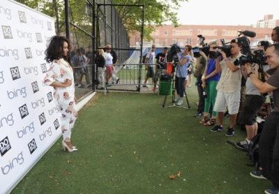 Bing 'Summer Of Doing' Celebrity Volunteer Event [10 июля]