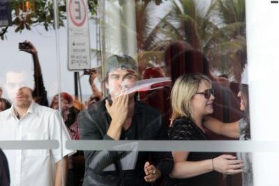 Йен в Бразилии [31 мая - 1 июня]