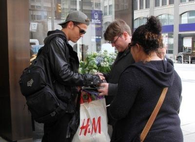 Пол и Торри в Нью-Йорке [1-6 мая] + видео