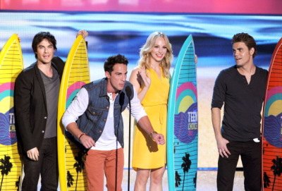 Teen Choice Awards - Show [фото и видео]