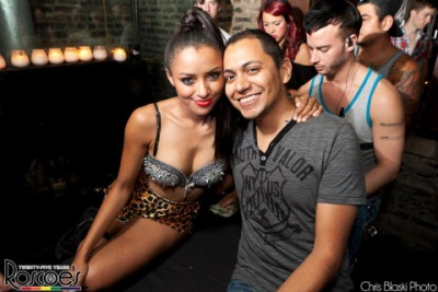 Kat Graham at Roscoe's [16 июня]