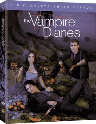 Официальные обложки DVD и Blu-Ray 3 сезона