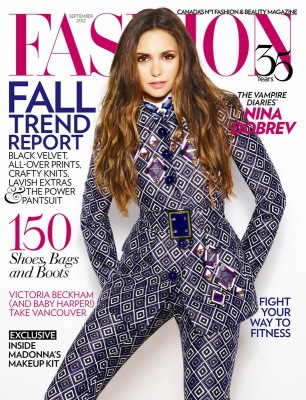 Нина для Fashion Magazine