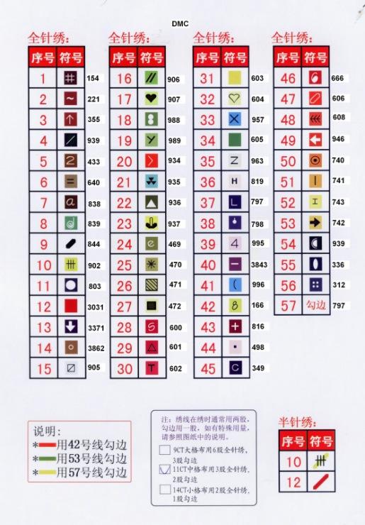 【引用】外网~十字绣(814) - 枫林傲然 - .