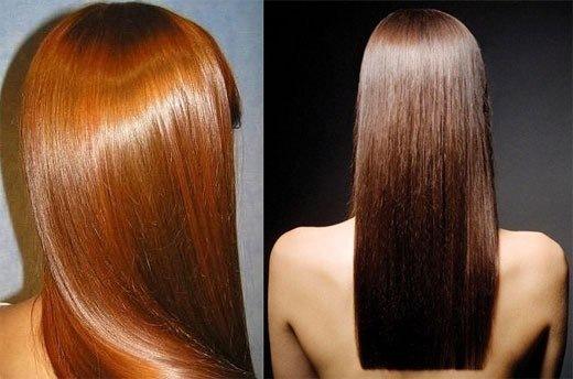 Чтобы волосы лучше расчесывались
