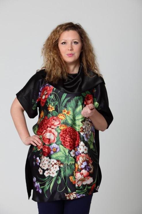 Блузка Из Шелка Своими Руками В Омске
