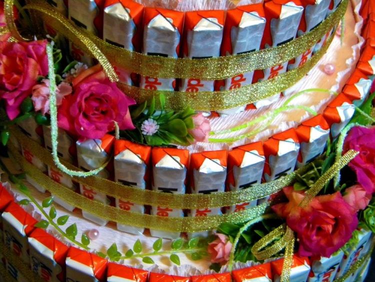 Торт из соков своими руками пошаговое фото для начинающих