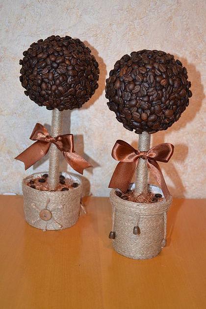 Кофейные деревья фото своими руками