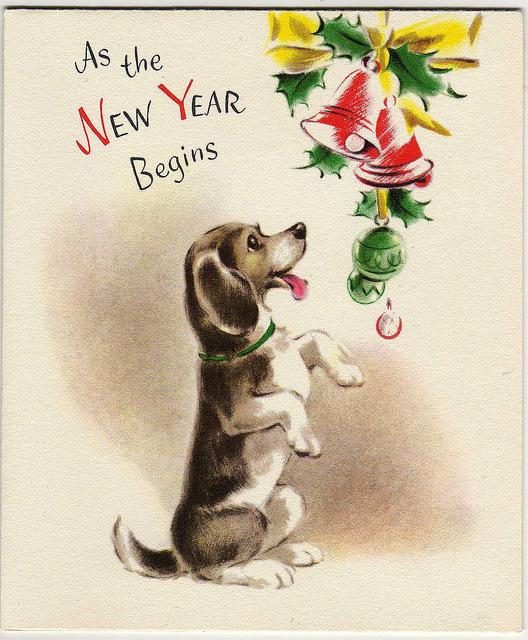 Открытки на новый год по английскому своими