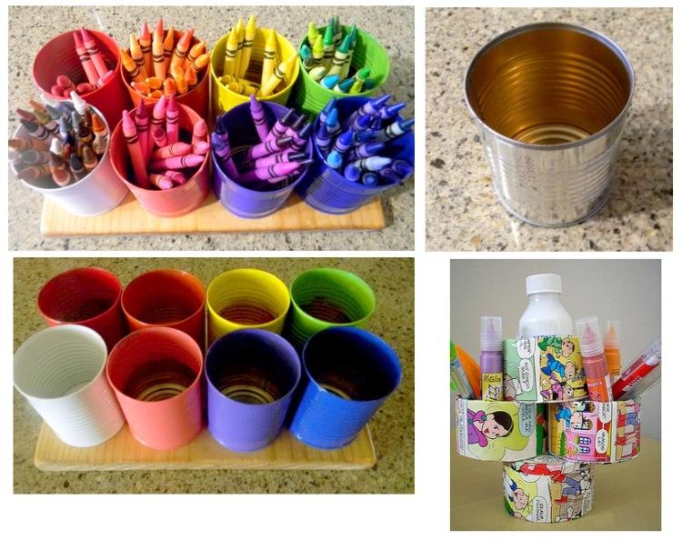 Идеи декора дома своими руками из подручных материалов