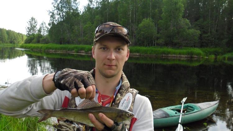 река ундоша рыбалка